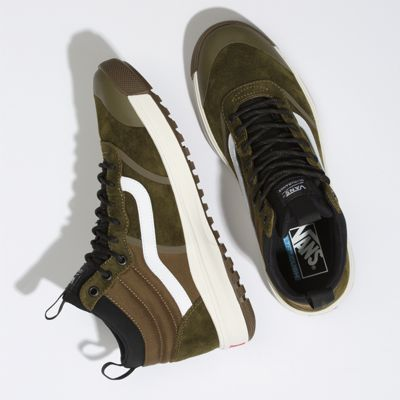Vans Men Shoes UltraRange Hi DL MTE Beech/Black
