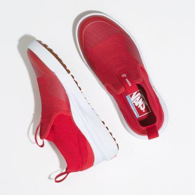 Vans Kids Shoes Kids Xtreme Ranger Racing Red/True White