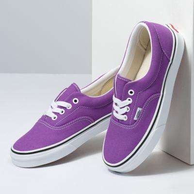 Vans Women Shoes Era Dewberry/True White