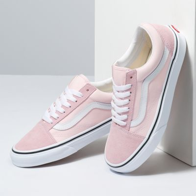 Vans Men Shoes Old Skool Blushing/True White