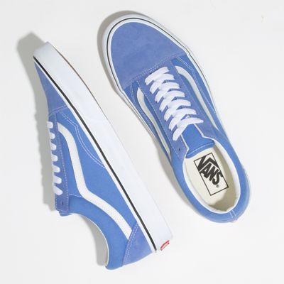 Vans Men Shoes Old Skool Ultramarine/True White