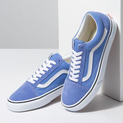Vans Women Shoes Old Skool Ultramarine/True White