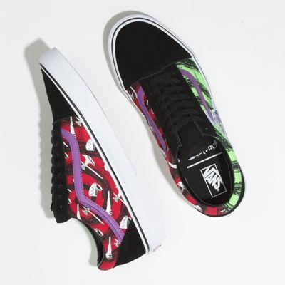 Vans Men Shoes Disney X Vans Old Skool THE NIGHTMARE BEFORE CHRISTMAS/LSB
