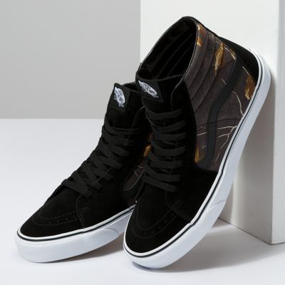 Vans Women Shoes Realtree Xtra® X Vans Sk8-Hi Meteorite