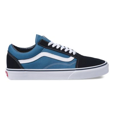 Vans Men Shoes Old Skool Navy/White