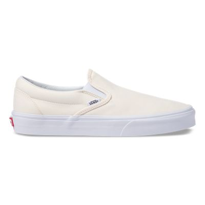 Vans Men Shoes Slip-On white