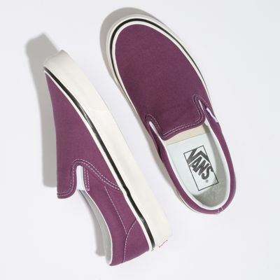 Vans Women Shoes Anaheim Factory Slip-On 98 DX OG Grape