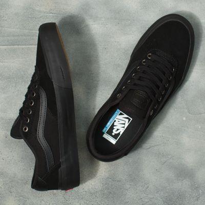 Vans Men Shoes Suede Chima Pro 2 Blackout