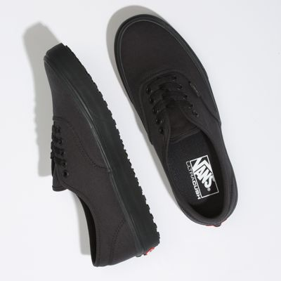 Vans Women Shoes Made For The Makers Authentic UC Black/Black/Black