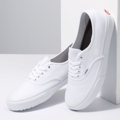 Vans Women Shoes Made For The Makers Authentic UC True White