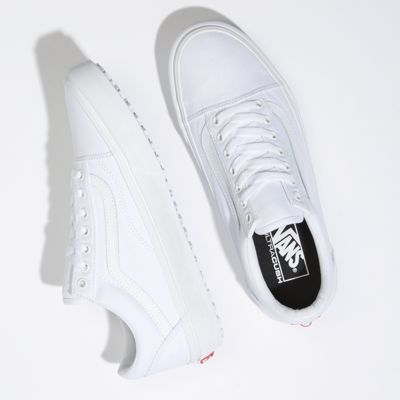 Vans Men Shoes Made For The Makers Old Skool UC True White