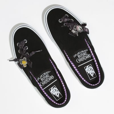 Vans Men Shoes Disney X Vans Slip-On Lace THE NIGHTMARE BEFORE CHRISTMAS/Haunted Toys