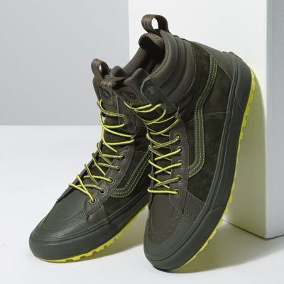 Vans Men Shoes Sk8-Hi Boot MTE 2.0 DX Forest Night/Primrose