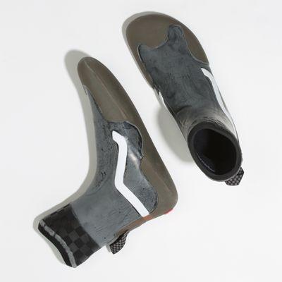 Vans Men Shoes Surf Boot Hi 5MM Black/Gum
