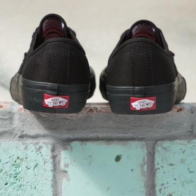 Vans Men Shoes Authentic Pro black/black