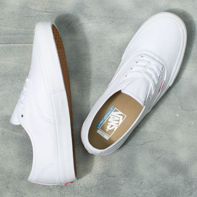 Vans Men Shoes Authentic Pro true white/true white