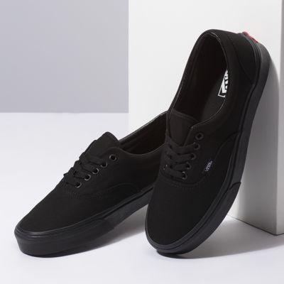 Vans Men Shoes Era Black/Black