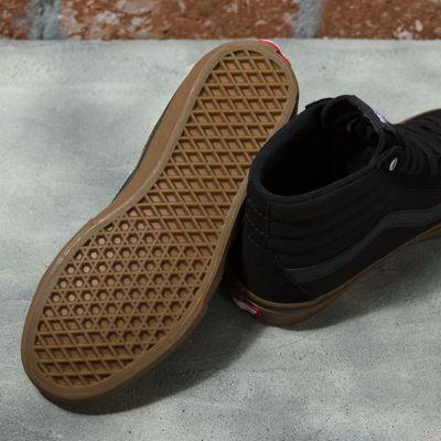 Vans Women Shoes Sk8-Hi Pro black/gum