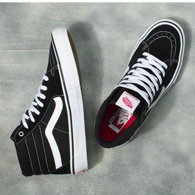 Vans Women Shoes Sk8-Hi Pro black/white
