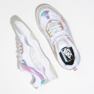 Vans Women Shoes Glory Check Varix WC True White/Black