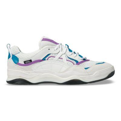 Vans Women Shoes Windbreaker Varix WC Blanc De Blanc/Turkish Tile