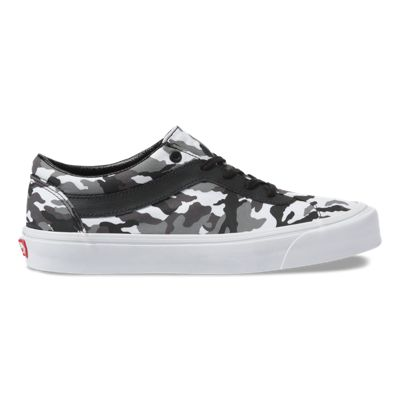 Vans Men Shoes No Limit Camo Bold NI Black/True White