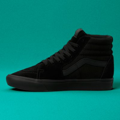 Vans Women Shoes ComfyCush Sk8-Hi Black/Black