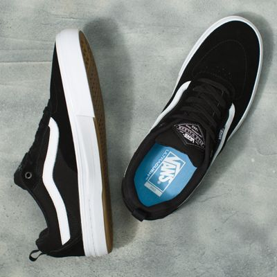 Vans Men Shoes Kyle Walker Pro Black/White