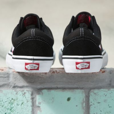 Vans Women Shoes Old Skool Pro black/white